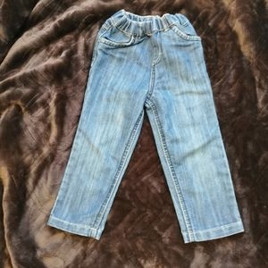 Basic orchestra toddler jeans size 23M